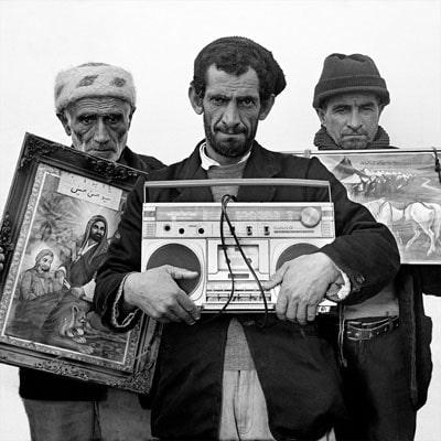 عکاسان ایرانی در نمایشگاه گروهی تجسمی در آمستردام