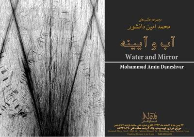نمایشگاه محمدامین دانشور در گالری شماره شش