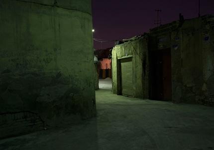 نمایشگاه عکس حمید شمس در گالری راه ابریشم