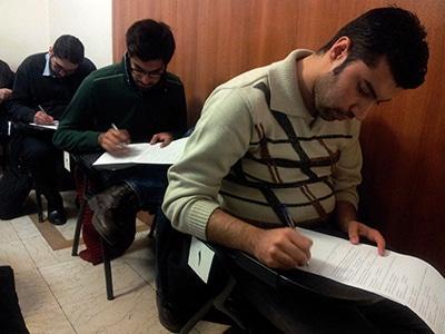 برگزاری پنجمین آزمون رسمی آموزشگاه عکاسی حرفهای