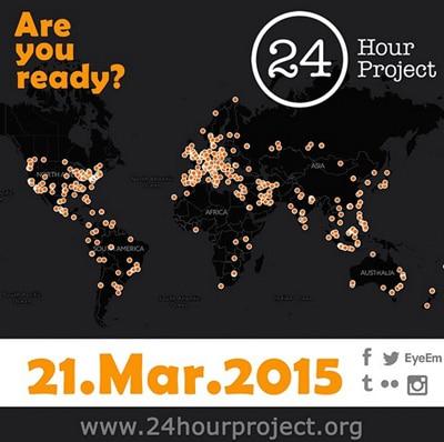 راهنمای شرکت در «پروژه عکاسی ۲۴ ساعت» – ۲۰۱۵