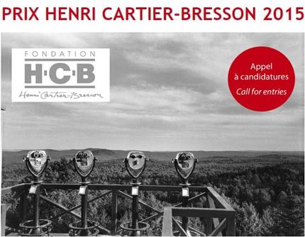 فراخوان نهمین مسابقهٔ عکس بنیاد «هنری کارتیه برسون»