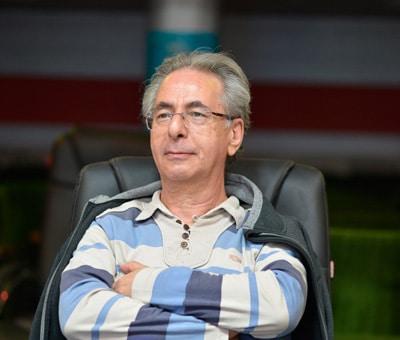 مصاحبه با اسماعیل عباسی درباره مسابقهٔ سلامت نیشابور