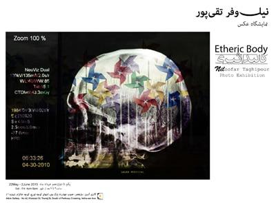 برپایی نمایشگاه عکسهای نیلوفر تقیپور در گالری آتبین