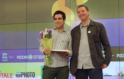 موفقیت عادل پازیار در مسابقه Andrei Stenin روسیه