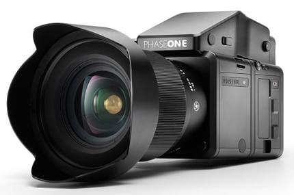 معرفی سیستم XF دوربینهای مدیومفرمت Phase One