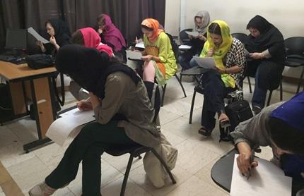 برگزاری ششمین آزمون رسمی آموزشگاه عکاسی حرفهای