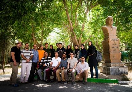 برپایی سومین اردوی جشنواره بینالمللی عکس گلستانه