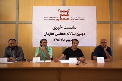 تشریح برنامههای برگزاری دومین سالانه عکس کرمان
