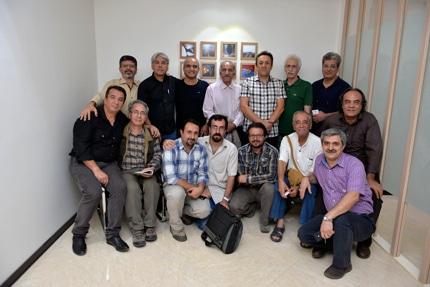 تغییر مکان انجمن عکاسان ایران از محل خانه هنرمندان