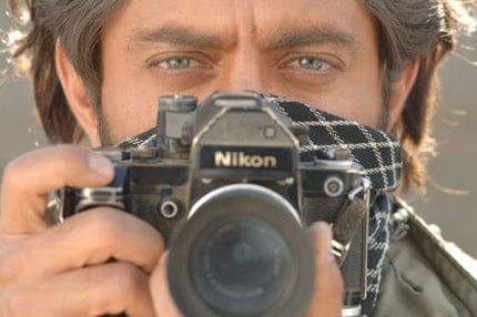 «حکایت عاشقی»؛ بهرام رادان در نقش عکاس جنگ