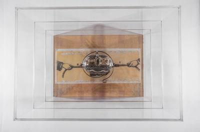 نمایشگاه آثار تجسمی شهلا حسینی در گالری اُ