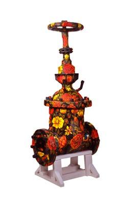 نمایشگاه مجسمه و نقاشی حمزه فرهادی در گالری هما