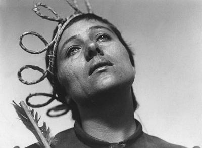 نمایش فیلم «مصائب ژندارک» در موزه هنرهای معاصر