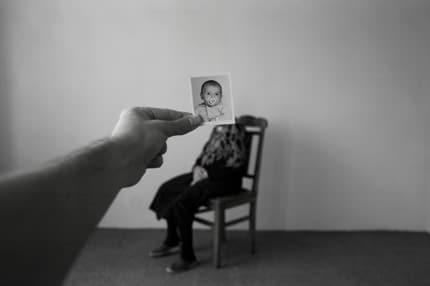 عکسهایی از کاوه بغدادچی در گالری Phyllis Weston