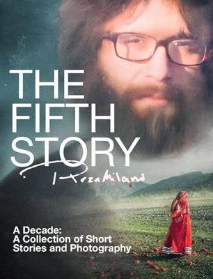 انتشار کتاب عکس «پنجمین داستان» روی iTunes