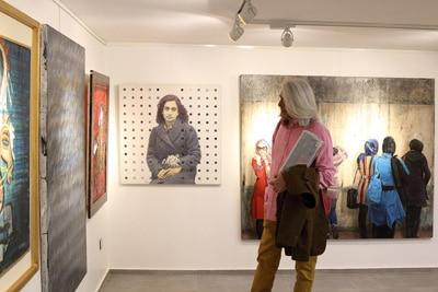 برپایی نمایشگاه «منتخب مژده» با بازگشایی گالری مژده