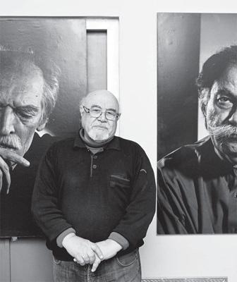 نمایشگاه عکسهای فخرالدین فخرالدینی در گالری شکوه