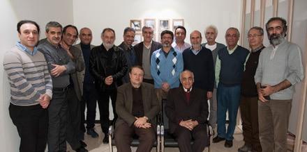 نشست مشترک انجمن عکاسان ایران با خانه هنرمندان