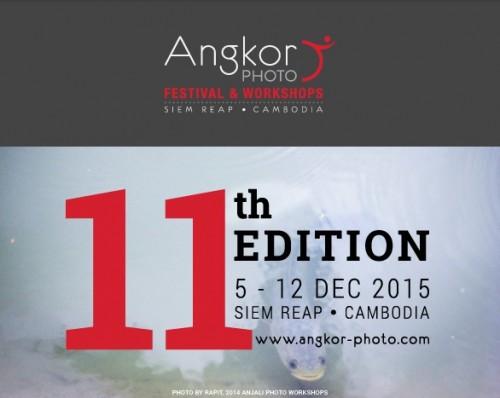 عکاسان ایرانی دریازدهمین جشنواره بینالمللی Angkor