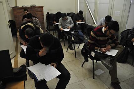 برگزاری هشتمین آزمون رسمی آموزشگاه عکاسی حرفهای
