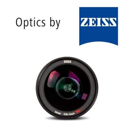 معرفی لنزهای جدید ZIESS برای iPhone ۶/۶s