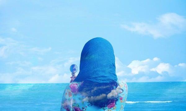 عکس: مریم وثوقی، هنرجوی کلاس عکاسی فتومونتاژ