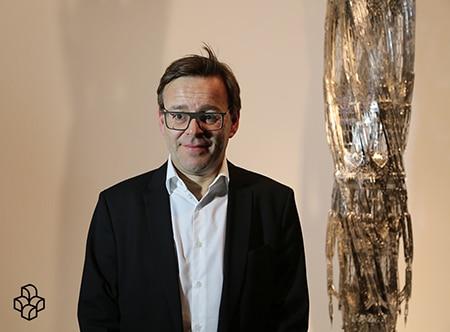 بازدید از آثار هنرمند بلژیکی در موزه هنرهای معاصر