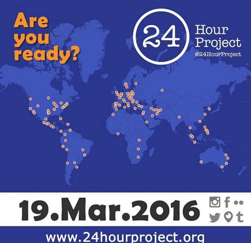 راهنمای شرکت در «پروژه عکاسی ۲۴ ساعت» – ۲۰۱۶