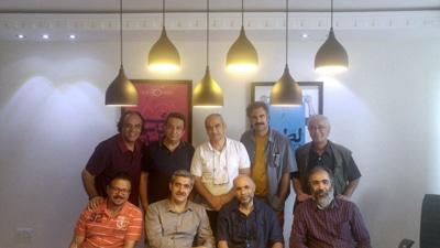 انتخاب رئیس، نایب رئیس و خزانهدار انجمن عکاسان ایران
