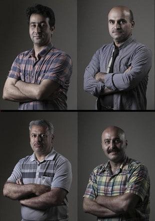 معرفی نهمین هیات مدیره انجمن عکاسان مطبوعاتی ایران
