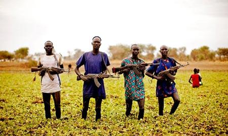دوربین حائل نیست: زندگی و مرگ عکاسان جنگ