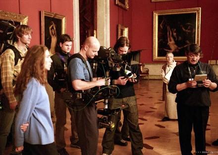 نمایش فیلم «کشتی روسی» در موزه هنرهای معاصر