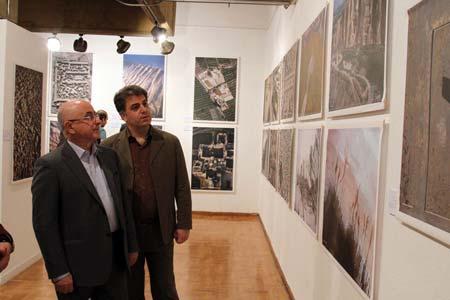 گشایش «ایران از چشمهای هما» در فرهنگسرای نیاوران