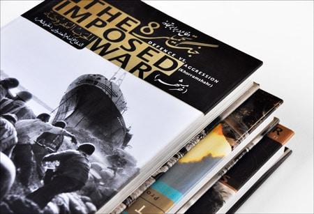 خرید آنلاین کتابهای عکس دفاع مقدس در سایت عکاسی