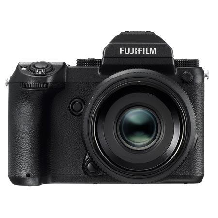 معرفی دوربین دیجیتال قطع متوسط Fujifilm GFX ۵۰S