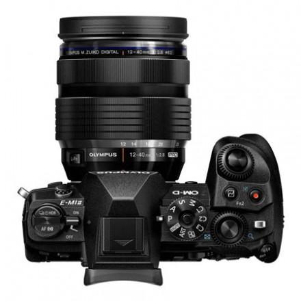 معرفی دوربین المپوس E-M۱ Mark II در فتوکینا ۲۰۱۶