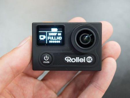 معرفی دوربین Rollei Actioncam ۴۳۰ در فتوکینا ۲۰۱۶