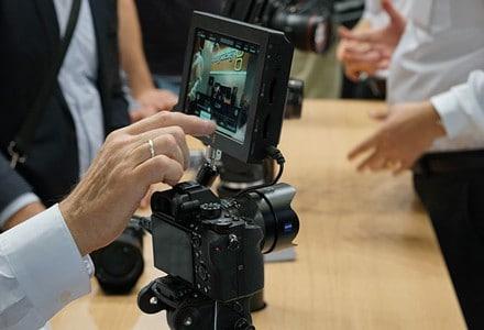 مانیتور ضبط ویدئو «Blackmagic Design» در فتوکینا