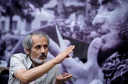 گفتوگویی با ساسان مویدی پیرامون عکاسی جنگ