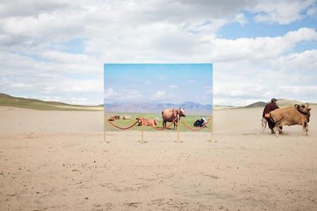 عکسهایی از دسانگ لی؛ آینده یک زندگی باستانی