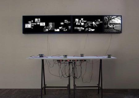 نمایشگاه چیدمان «نا- درجایی» در گالری آران