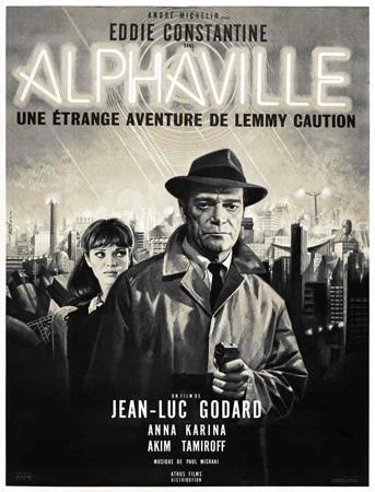 نمایش فیلم «آلفاویل» در موزه هنرهای معاصر