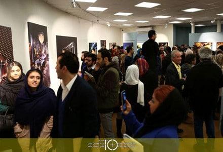 افتتاحیه پنجمین همایش «۱۰ روز با عکاسان»