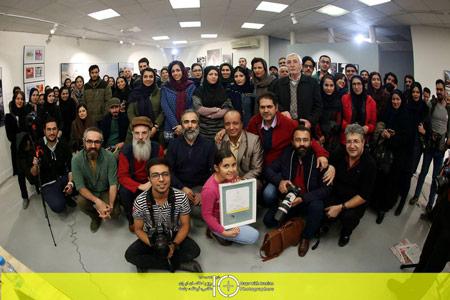 گزارشی از پنجمین روز همایش «۱۰ روز با عکاسان»