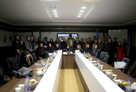 گزارشی از مراسم گرامیداشت روز «عکس تاریخی ایران»