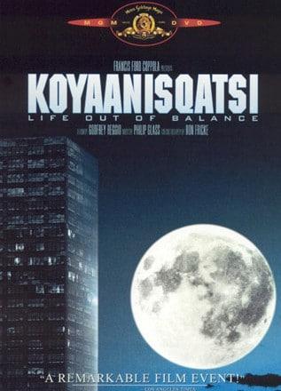 نمایش فیلم «کویانیسکاتسی» در موزه هنرهای معاصر