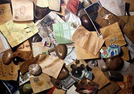 نمایشگاه نقاشی «سونات سرد» در گالری آران
