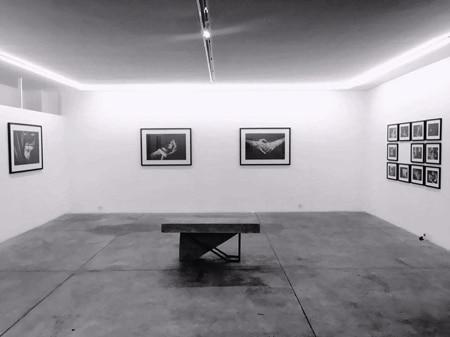 نگاهی به نمایشگاه عکس «مادی» هاشم شاکری