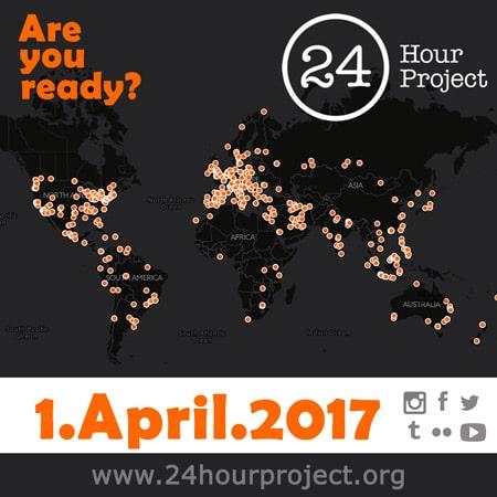 راهنمای شرکت در پروژه عکاسی «۲۴ ساعت» – ۲۰۱۷